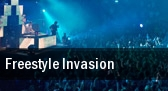 Freestyle Invasion Massmutual Center tickets