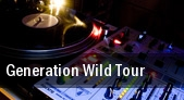 Generation Wild Tour Clifton Park tickets