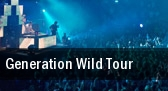 Generation Wild Tour Upstate Concert Hall tickets