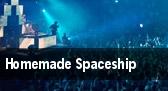Homemade Spaceship tickets