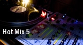 Hot Mix 5 Hammond tickets