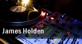 James Holden tickets