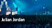 Julian Jordan tickets