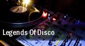 Legends of Disco New York tickets