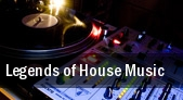 Legends of House Music tickets