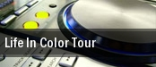 Life In Color Tour Indianapolis tickets