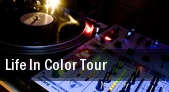 Life In Color Tour tickets