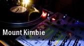 Mount Kimbie tickets