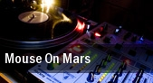 Mouse On Mars Los Angeles tickets