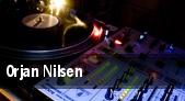 Orjan Nilsen tickets