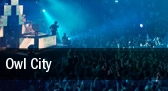 Owl City Warfield tickets