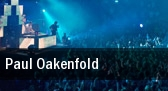 Paul Oakenfold The Regency Ballroom tickets