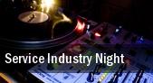 Service Industry Night Orlando tickets