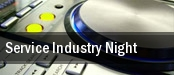 Service Industry Night tickets