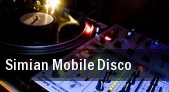 Simian Mobile Disco Avalon tickets