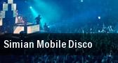 Simian Mobile Disco Concorde 2 tickets