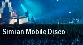 Simian Mobile Disco tickets