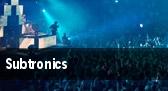 Subtronics Washington tickets