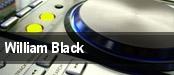 William Black tickets