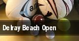 Delray Beach Open tickets