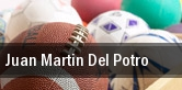 Juan Martin Del Potro tickets