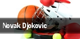 Novak Djokovic tickets