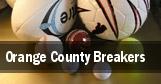 Orange County Breakers tickets