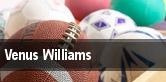 Venus Williams tickets