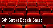5th Street Beach Stage tickets
