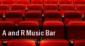 A and R Music Bar tickets