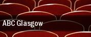 ABC Glasgow tickets