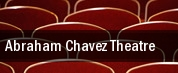 Abraham Chavez Theatre tickets