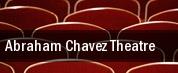 Abraham Chavez Theatre tickets