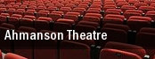 Ahmanson Theatre tickets