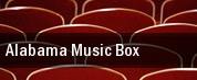 Alabama Music Box tickets