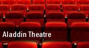 Aladdin Theatre tickets