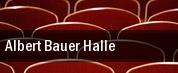 Albert Bauer Halle tickets