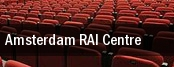 Amsterdam RAI Centre tickets