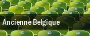 Ancienne Belgique tickets