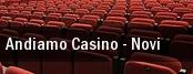 Andiamo Casino tickets