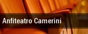 Anfiteatro Camerini tickets