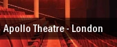 Apollo Theatre tickets