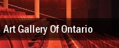 Art Gallery Of Ontario tickets