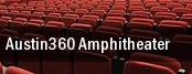 Austin360 Amphitheater tickets