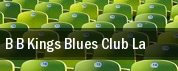 B.B. King's Blues Club tickets