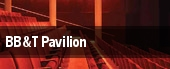 BB&T Pavilion tickets