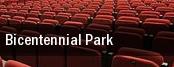 Bicentennial Park tickets