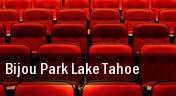 Bijou Park Lake Tahoe tickets