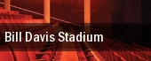 Bill Davis Stadium tickets
