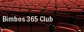 Bimbos 365 Club tickets